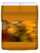 Abstract Fall 3 Duvet Cover