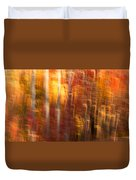 Abstract Fall 7 Duvet Cover