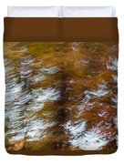 Abstract Fall 9 Duvet Cover