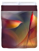 Abstract Fine Art Print Early In The Morning Duvet Cover