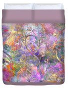 Abstract Floral Designe  Duvet Cover