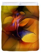 Abstract From Within Duvet Cover