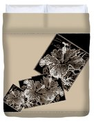 Abstract Fusion 169 Duvet Cover