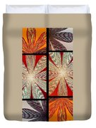 Abstract Fusion 171 Duvet Cover