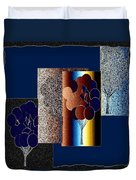 Abstract Fusion 191 Duvet Cover