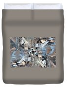 Abstract Graffiti 6 Duvet Cover