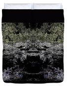 Abstract Kingdom Duvet Cover