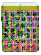 Abstract Lines 17 Duvet Cover