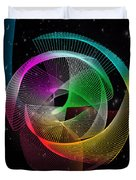 Abstract  Duvet Cover by Mark Ashkenazi