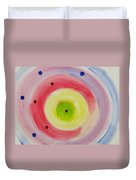 Abstract Matter Duvet Cover