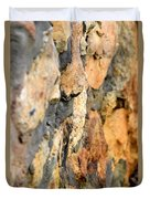 Abstract Natural Stone Duvet Cover