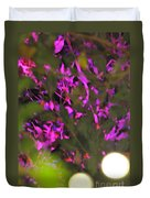 Abstract Nature Duvet Cover