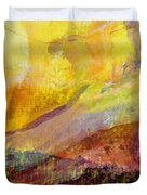 Abstract No. 3 Duvet Cover