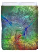 Abstract Of Dreams Duvet Cover