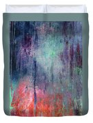Abstract Print 25 Duvet Cover