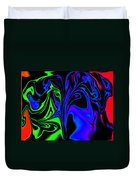 Abstract Series 5 Number 2 Duvet Cover