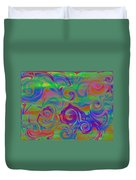 Abstract Series 5 Number 3 Duvet Cover