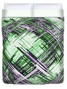 Abstract Spherical Design Duvet Cover