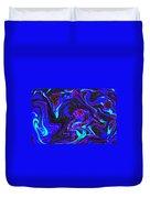 Abstract Swirl Art Duvet Cover