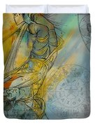 Abstract Tarot Art 015 Duvet Cover