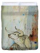 Abstract Tarot Art 017 Duvet Cover