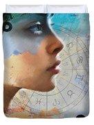 Abstract Tarot Art 019 Duvet Cover