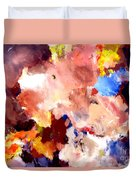 Abstract Two Duvet Cover