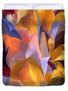 Abstract Vignettes Duvet Cover