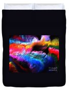 Abstractc1 Duvet Cover