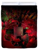 Abstractiom 0577 Marucii Duvet Cover