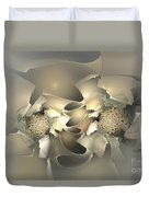 Abstraction 009 - Marucii Duvet Cover