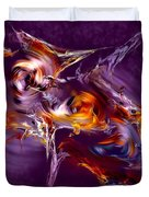Abstraction 0174 Marucii Duvet Cover