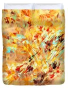 Abstraction 0263 Marucii Duvet Cover