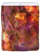 Abstraction  0273 Marucii Duvet Cover
