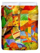 Abstraction 0368 Marucii Duvet Cover