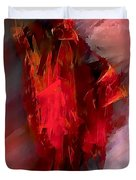 Abstraction 0381 Marucii Duvet Cover