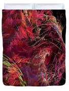 Abstraction 0387 Marucii Duvet Cover