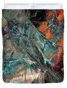 Abstraction 0490 Marucii Duvet Cover