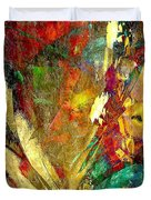 Abstraction 0553 Marucii Duvet Cover