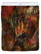 Abstraction 0555 Marucii Duvet Cover
