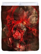 Abstraction 0562 Marucii Duvet Cover