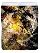 Abstraction 0576 - Marucii Duvet Cover