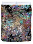 Abstraction 0581 Marucii Duvet Cover