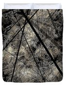 Abstraction 0619 Marucii Duvet Cover