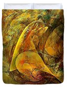 Abstraction 0627 - Marucii Duvet Cover