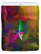 Abstraction 111212 Duvet Cover