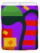 Abstraction 230 Duvet Cover