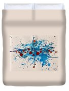 Abstraction 36 Duvet Cover