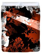 Abstraction 40-13 - Marucii Duvet Cover