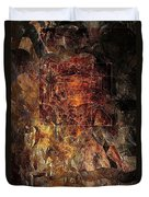 Abstraction 464-09-13 Marucii Duvet Cover
